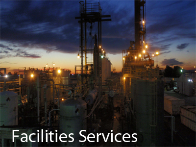 Enter Facilities Services